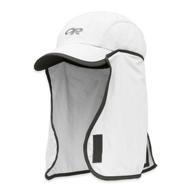 Outdoor Research Kids Sun Runner Cap white